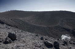 Crater Stock Image