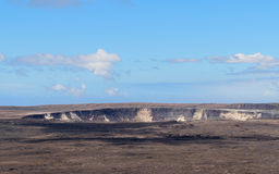 Crater Royalty Free Stock Photos