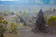 Crater floor Stock Photos