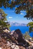 Crater Lake. National Park, Oregon, United States Stock Image