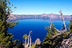 Crater Lake. National Park, Oregon, United States Stock Photos