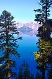 Crater Lake. National Park, Oregon, United States Royalty Free Stock Photo