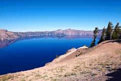 Crater Lake. National Park, Oregon, United States Royalty Free Stock Image