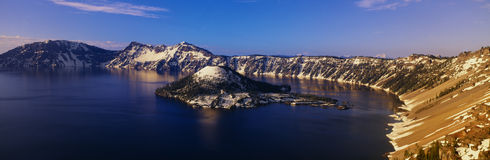 Crater Lake, Stock Photography