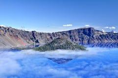 Free Crater Lake Stock Image - 96169731