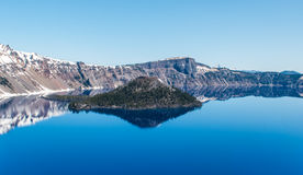 Crater Lake National Park, Oregon Royalty Free Stock Photography