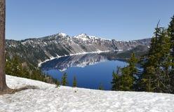 Crater Lake National Park, Oregon Royalty Free Stock Image