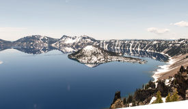 Crater Lake National Park, Oregon Royalty Free Stock Photos