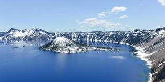 Crater Lake National Park, Oregon Stock Photography