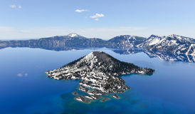 Crater Lake National Park, Oregon Stock Images