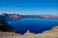 Crater Lake National Park, Oregon, USA Royalty Free Stock Photo