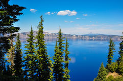 Crater Lake National Park, Oregon, USA Royalty Free Stock Photography