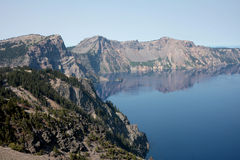 Crater Lake National Park, Oregon Royalty Free Stock Photo