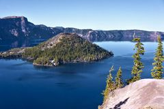 Crater Lake National Park Stock Photos