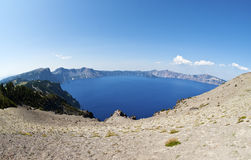 Crater Lake Oregon Royalty Free Stock Photos