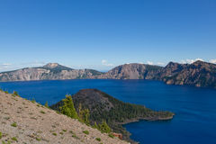 Crater Lake, Oregon Royalty Free Stock Photo