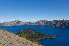 Crater Lake, Oregon Royalty Free Stock Photo