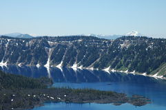 Crater Lake, Oregon Stock Photos
