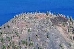 Crater Lake , Oregon, USA Royalty Free Stock Photo