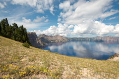 Crater Lake, Oregon, USA Stock Image