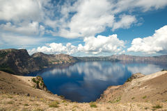 Crater Lake, Oregon, USA Royalty Free Stock Images