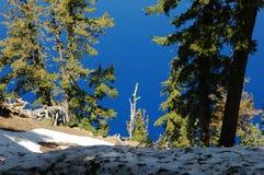Crater Lake, Oregon Stock Photos