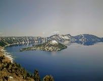 Crater Lake, Oregon, Royalty Free Stock Photo
