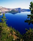 Crater Lake Royalty Free Stock Photos