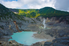 Crater Royalty Free Stock Photo