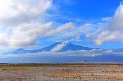 Crater Ngorongoro Royalty Free Stock Photo