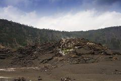 Crater rim Stock Photos