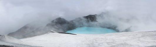 Crater See Lizenzfreie Stockfotos