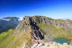 Crater See Lizenzfreies Stockbild