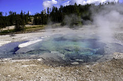 Crater Springs Stock Photography