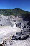 Crater volcano Royalty Free Stock Photos