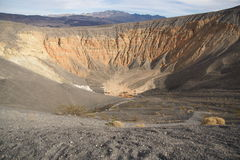 Cratere Immagini Stock Libere da Diritti