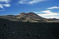 Cratere in Argentina, Argentina Immagine Stock Libera da Diritti