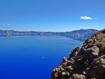 CraterLake royalty free stock photography