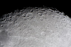 Craters Royalty Free Stock Images