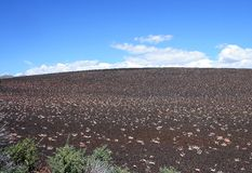 Craters of the Moon National Monument in Idaho stock photos