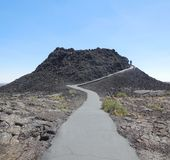 Craters of the moon national park Stock Photo