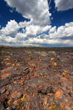Craters of the Moon Volcanic Scenery Stock Images