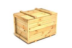 Crates Stock Image
