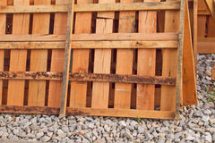 Crates Royalty Free Stock Images