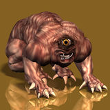 Créature de la nuit #01 Images libres de droits