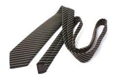 cravate pinstriped photos libres de droits
