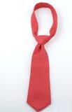 Cravates colorées d'isolement Images libres de droits