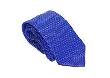 Cravatta blu Fotografia Stock
