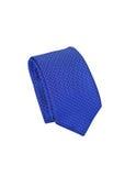 Cravatta blu Immagini Stock