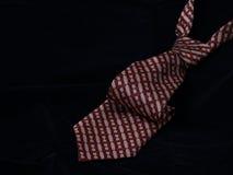 cravatta di stile 60´s Immagine Stock